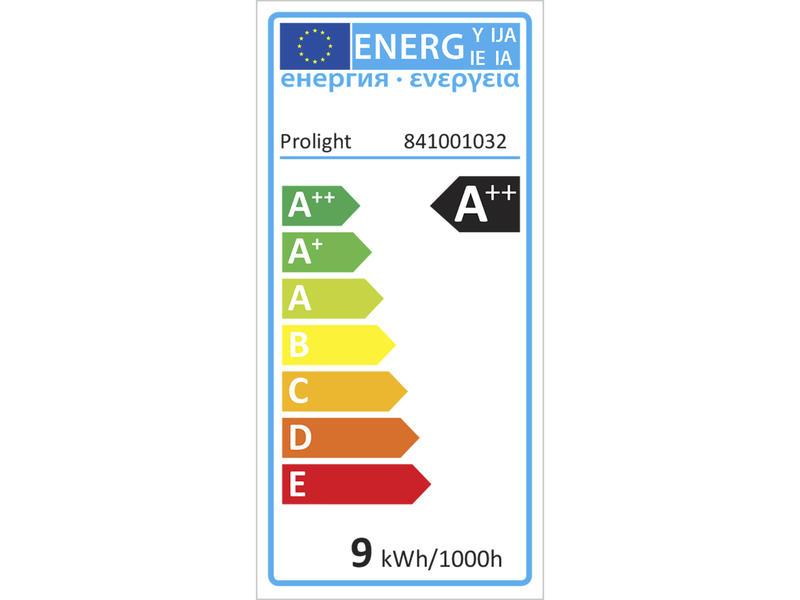 Prolight Classic ampoule LED poire filament E27 9W