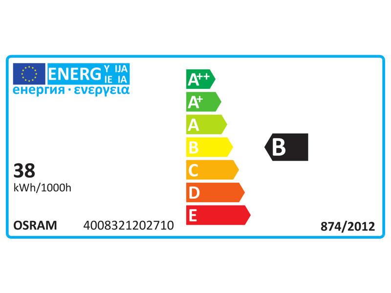 Osram Decostar spot halogène GU5,3 35W