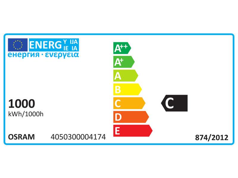 Osram Haloline tube halogène R7s 1000W