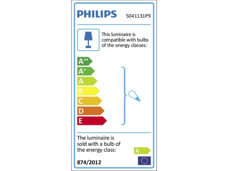 Philips Hue Milliskin LED inbouwspot GU10 5,5W wit
