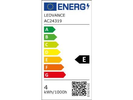 Osram Star Classic B40 ampoule LED poire verre dépoli E14 4W