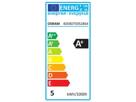 Osram Star LED lampe réflecteur GX53 4,7W blanc chaud