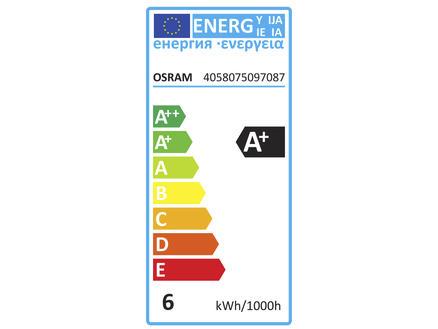 Osram Star R63 ampoule LED réflecteur E27 4,5W dimmable