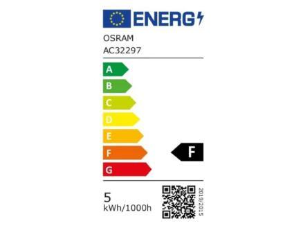 Osram Superstar Classic P40 ampoule LED poire E27 6W dimmable