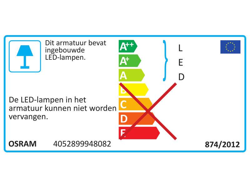 Osram TubeKIT tube LED TL 19W 1200mm blanc chaud