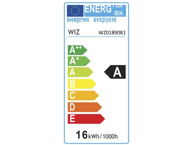 Wiz Wiz Colours LED peerlamp E27 15W dimbaar