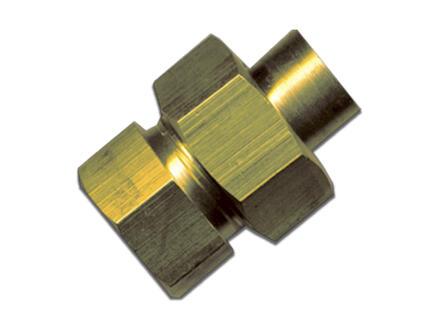 Saninstal 3-delige koppeling F 3/8