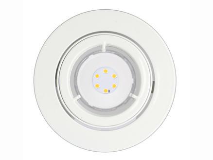Jedi Adjust spot LED encastrable 6,8W blanc
