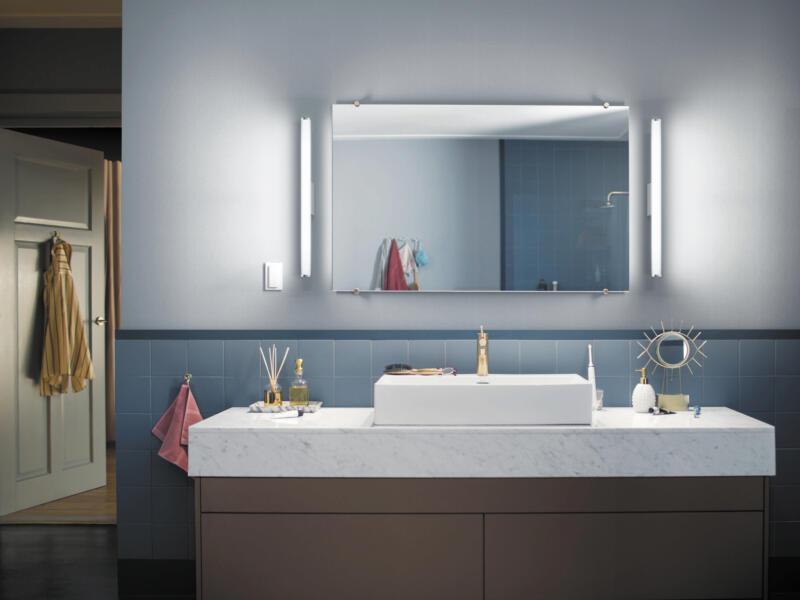 Hue Adore éclairage miroir LED 20W dimmable + télécommande blanc