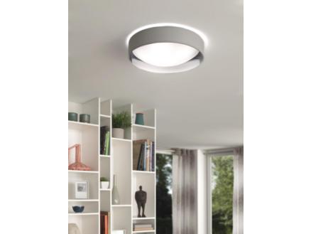 MEO Adria plafondlamp 1000lm 23W grijs