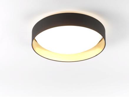 MEO Adria plafondlamp 1000lm 23W zwart