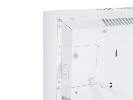 Eurom Alutherm 2500 convecteur électrique wifi 2500W