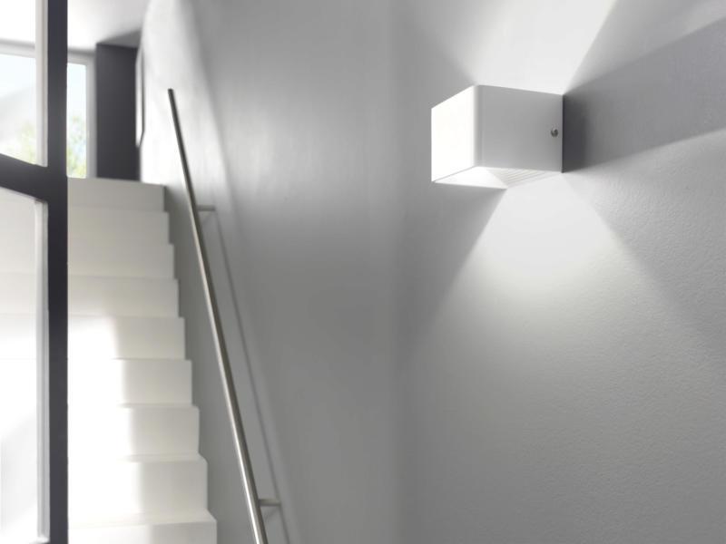 Amalfi applique murale 180lm 5W blanc
