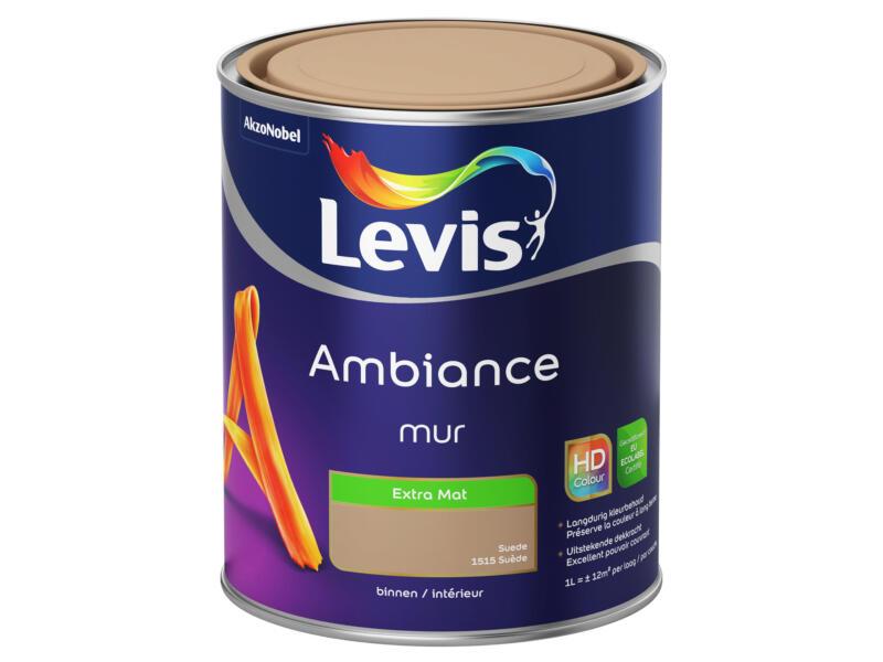 Levis Ambiance muurverf extra mat 1l suède