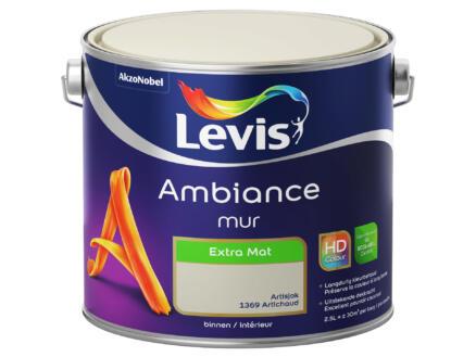 Levis Ambiance muurverf extra mat 2,5l artisjok