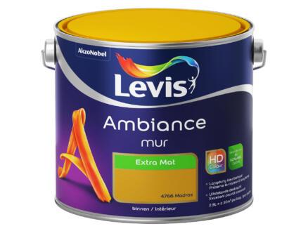 Levis Ambiance muurverf extra mat 2,5l madras