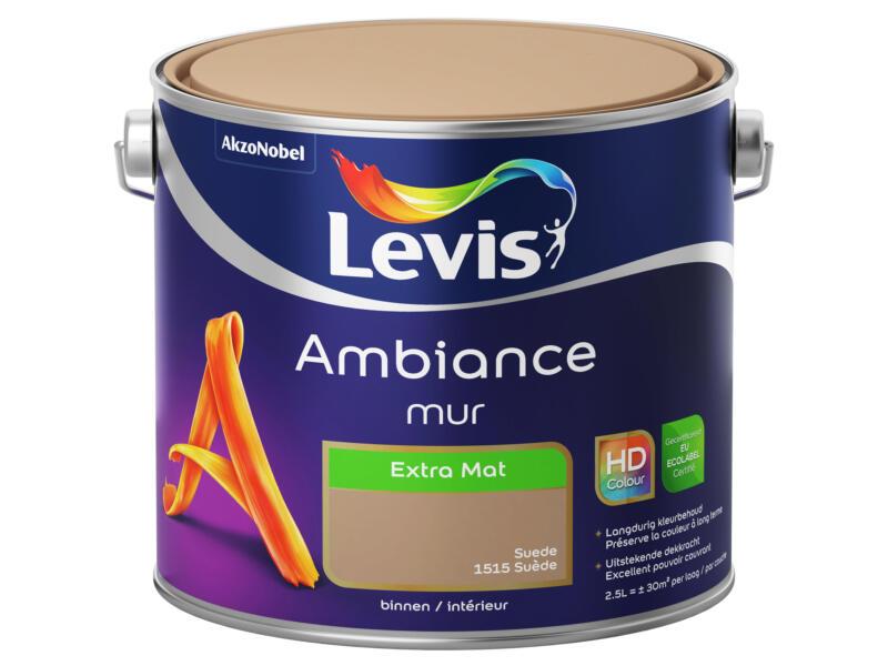 Levis Ambiance muurverf extra mat 2,5l suède