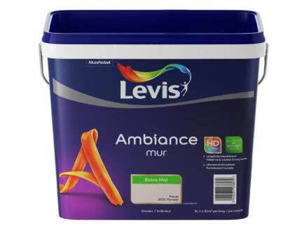 Levis Ambiance peinture murale extra mat 5l flanelle