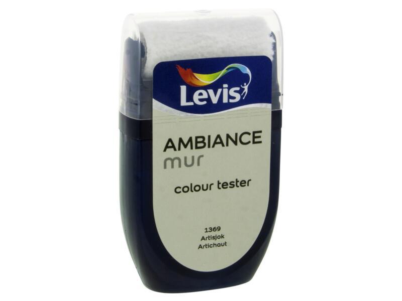 Levis Ambiance tester muurverf extra mat 30ml artisjok