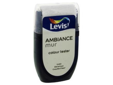 Levis Ambiance tester muurverf extra mat 30ml eierschaal