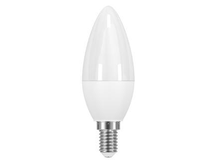 Prolight Ampoule LED flamme E14 5,9W blanc chaud