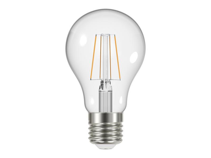 Prolight Ampoule LED poire E27 6,5W clair