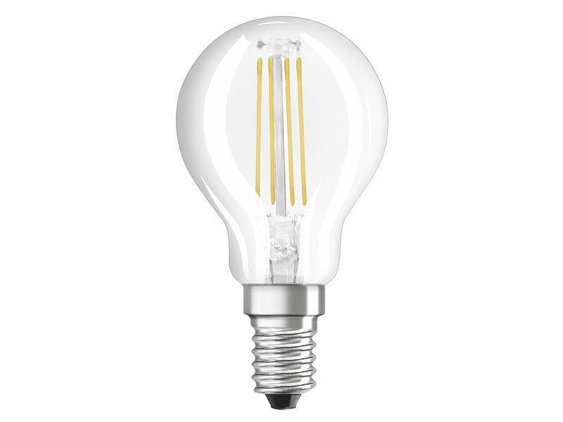 Osram Ampoule LED sphérique filament E14 4W