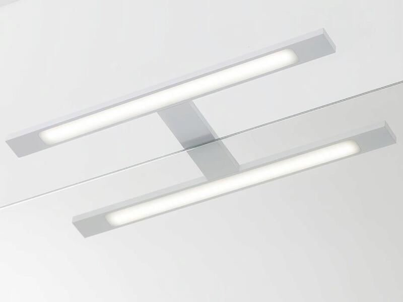 eTiger Ancis LED spiegellamp 40cm wit