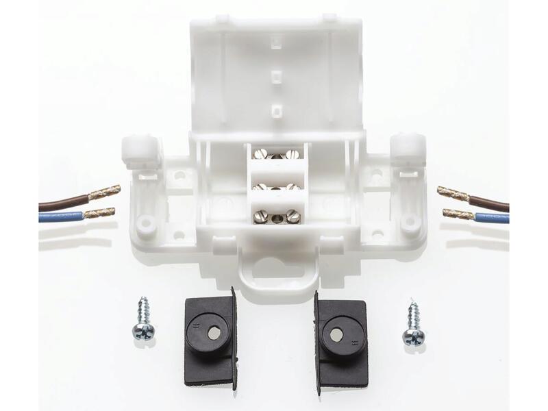 eTiger Ancis LED spiegellamp 60cm chroom