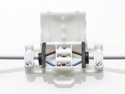 eTiger Ancis LED spiegellamp 60cm wit