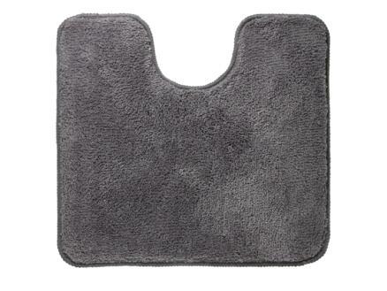 Sealskin Angora WC-mat 55x60 cm grijs