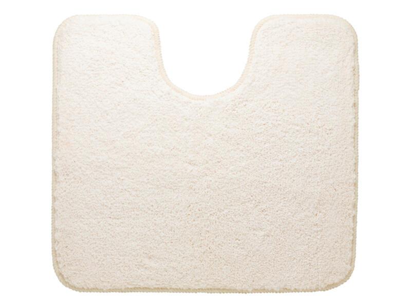 Sealskin Angora WC-mat 55x60 cm ivoor