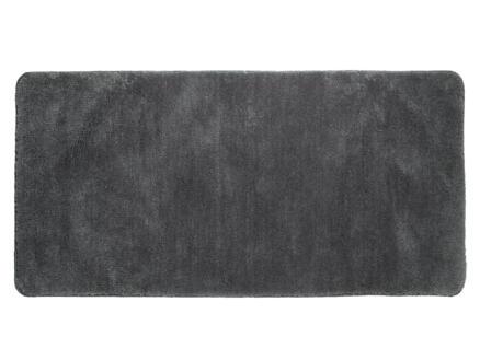 Sealskin Angora antislip badmat 140x70 cm grijs