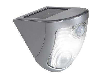 Duracell Applique murale extérieure LED solar avec détecteur
