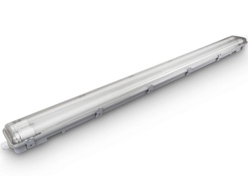 Select Plus Armature TL LED T8 G13 2x18 W étanche aux projections d'eau