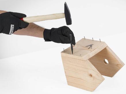 Kreator B drevel set 0,8mm 1,6mm 2,4mm 3 stuks