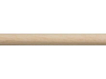Baguette ronde 12mm 270cm bois dur