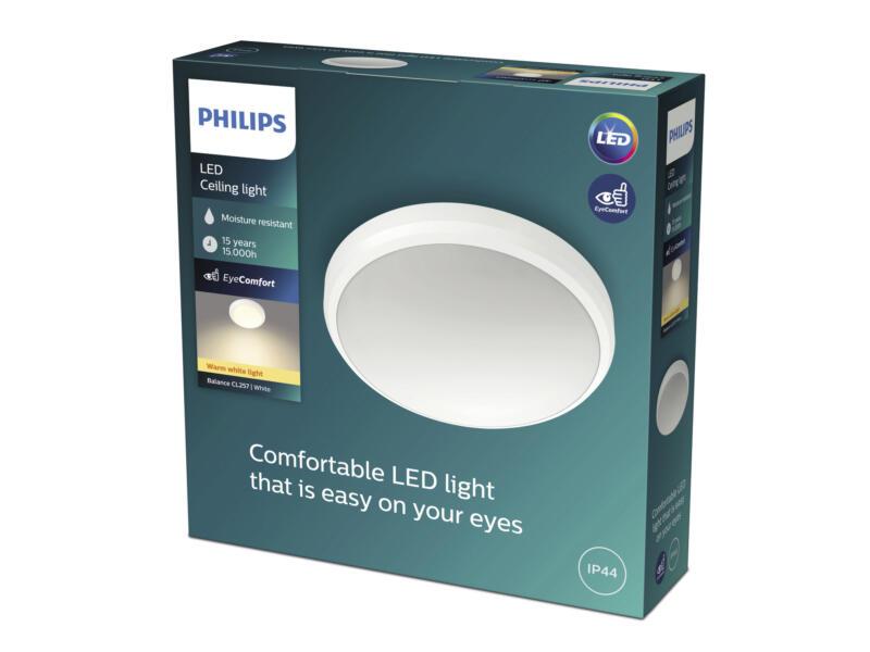 Philips Balance LED wand- en plafondlamp 6W wit