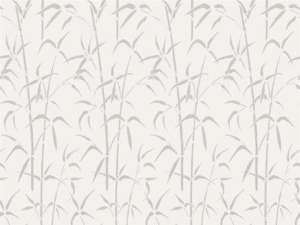 Bamboo zelfklevende folie raam 67,5cm x 2m