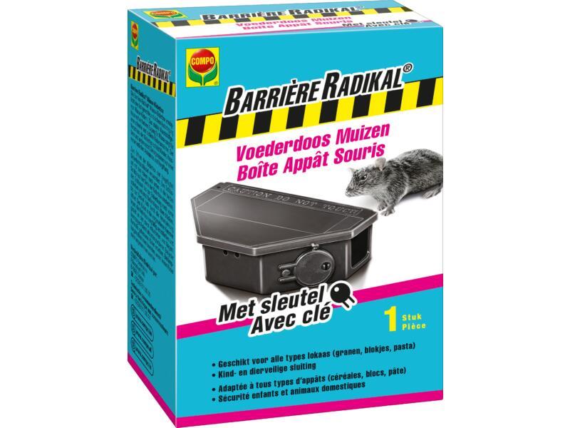 Compo Barrière Radikal voederdoos voor muizen