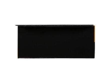 CanDo Basic muggengaas met klittenband zonwerend 130x150 cm