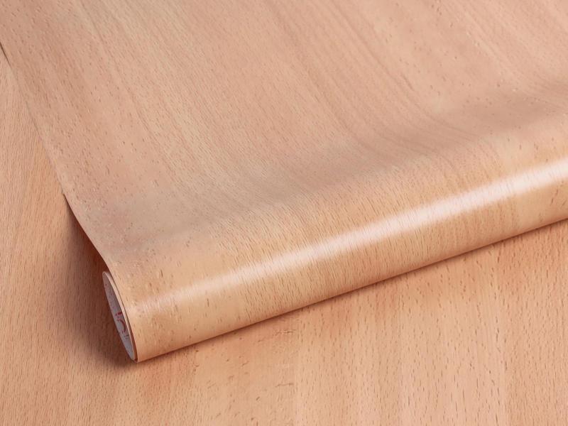 Beech Planked film adhésif 45cm x 2m imitation bois