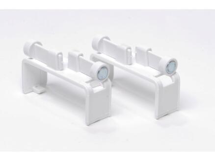 Beugels voor Speedcomfort radiatorventilator 2 stuks