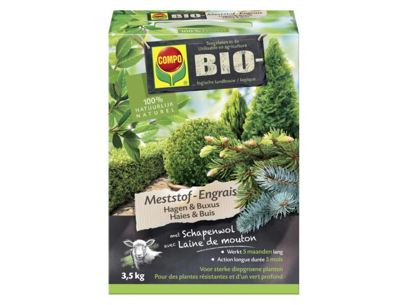 Compo Bio meststof buxus en hagen 3,5kg