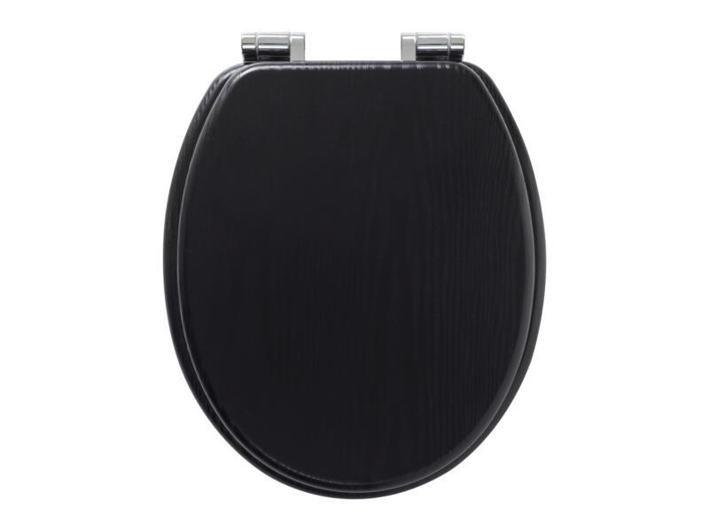 Tiger Blackwash WC-bril zwart