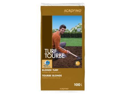 Blonde turf 100l