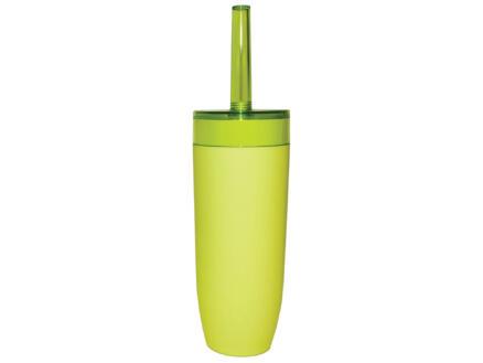 Sealskin Bloom brosse WC citron vert