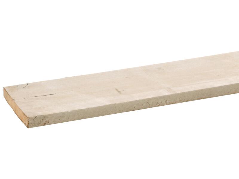 CanDo Bois d'échafaudage 3x19,5x250 cm coquille