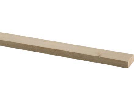 CanDo Bois d'échafaudage 3x6,2x250 cm beige sable