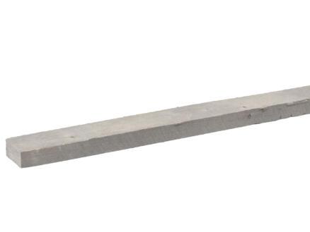CanDo Bois d'échafaudage 3x6,2x250 cm grisonnant